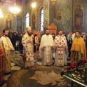 Biserica parohiei Buna Vestire din Giurgiu si-a sarbatorit hramul