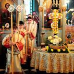 Vohodul Mare - Biserica Buna Vestire