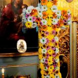 Sfanta Cruce - aranjament floral