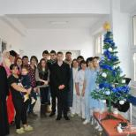 Vizita la Sectia Pediatrie - Spitalul Judetean Giurgiu