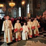 Sfanta Liturghie - Nasterea Domnului