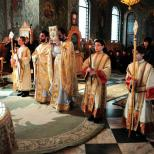 Vohodul cu Sfanta Evanghelie