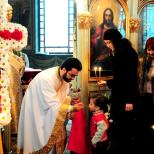 Primirea Sfintei Impartasanii