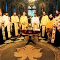 Biserica Buna Vestire din Giurgiu si-a sarbatorit hramul