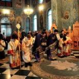 Randuiala scoaterii Sfintei Cruci