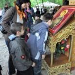 Manastirea Sfantul Ioan Rusul - Sfintii, prietenii copiilor