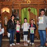 Manastirea Sfantul Ioan Rusul - Concurs copii