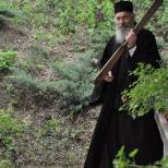 Toaca - Manastirea Sfantul Ioan Rusul