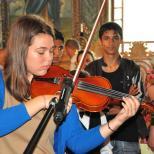 Concert la vioara