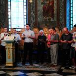Strana bisericii Buna Vestire
