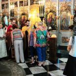 Te Deum la inceputului Anului Bisericesc