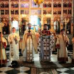 Liturghia Nasterii Maicii Domnului