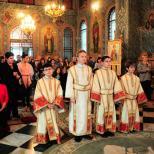 Sfanta Liturghie - Biserica Tinerilor