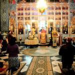 Sfanta Liturghie inchinata Sfintei Cuvioase Parascheva