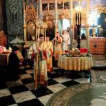 Sfanta Liturghie inchinata Sfintei Ecaterina