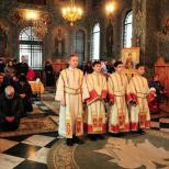 Dumnezeiasca Liturghie inchinata Sfintei Ecaterina
