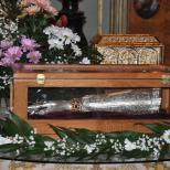 Moastele Sfintei Mucenite Ecaterina