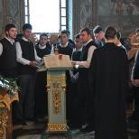 Corul bisericii