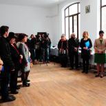 Te-Deum - Sfintii Trei Ierarhi la Colegiul National Ion Maiorescu
