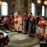 Sfanta Liturghie - Duminica Ortodoxiei