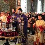 Randuiala sfintirii obiectelor liturgice