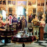 Duminica Ortodoxiei la Biserica Buna Vestire