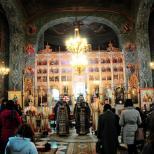 Sfanta Liturghie in Duminica Ortodoxiei