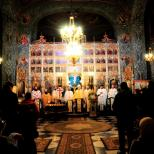 Hramul Bisericii Buna Vestire 2013