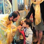Primirrea Sfintei Euharistii