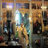 Sfanta LIturghie - Duminica Floriilor