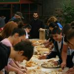 Pregatirea si sfintirea Pastelui - 04.05.2013